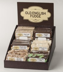 Fudge Display